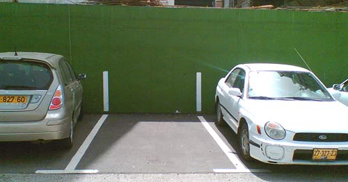 Parking Lot Space