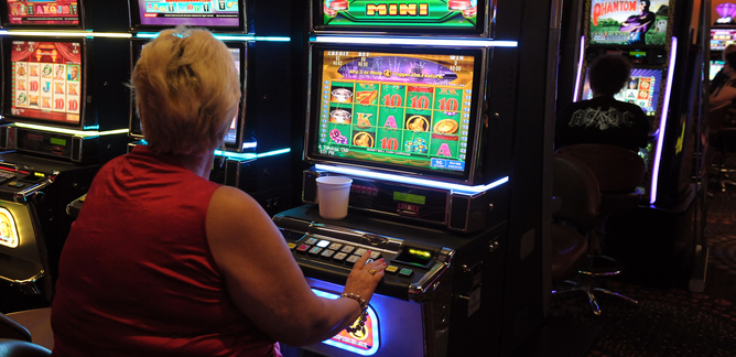 GAMBLING STOCK