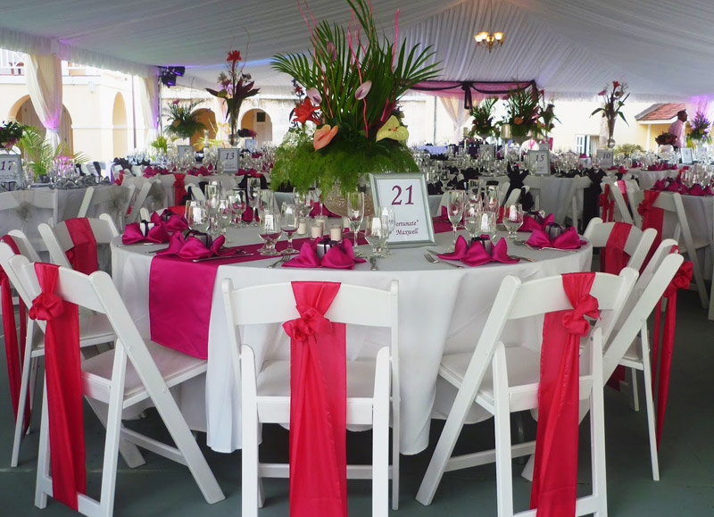 Tablecloth Hire Service