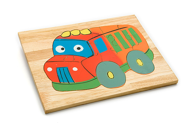Toys Wooden puzzles