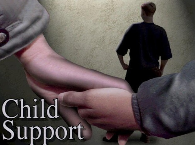Child support is a certain amount