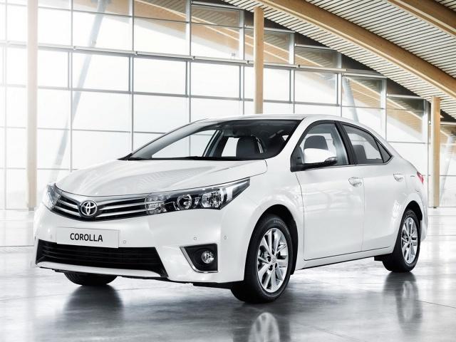 Corolla de Toyota