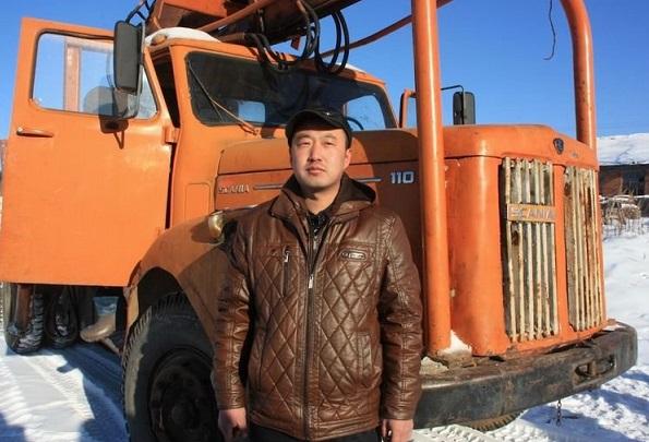 Inspection Trucks forest