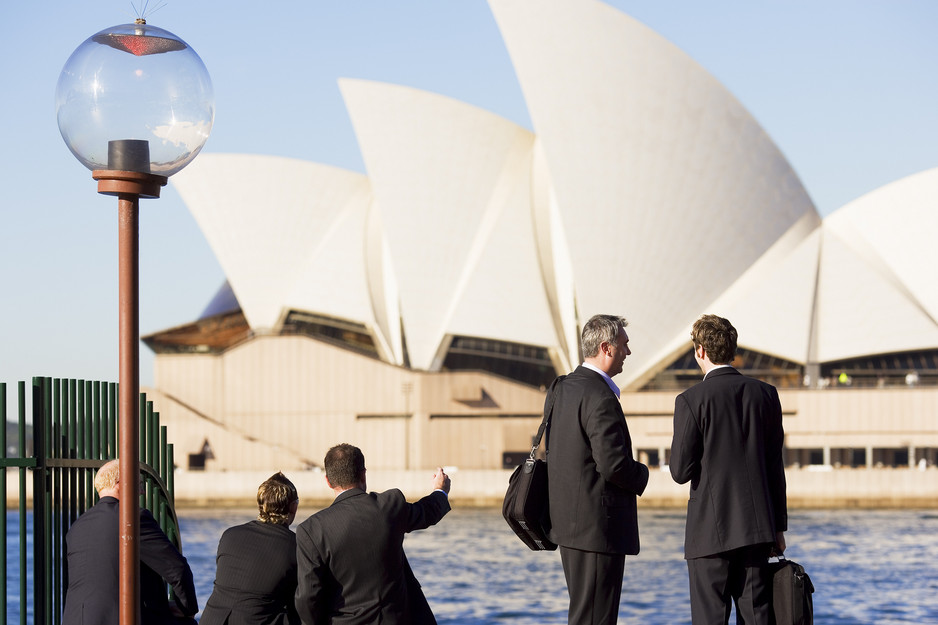 business in Sydney
