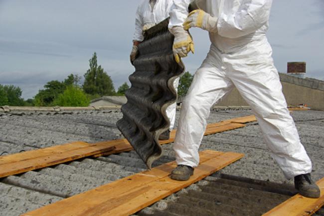 hiring is the asbestos industry