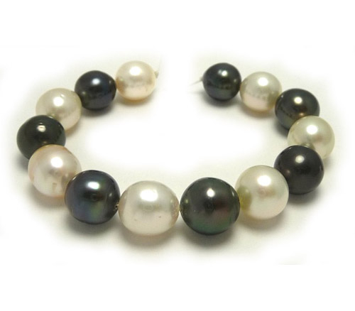 Real and Fake Pearls