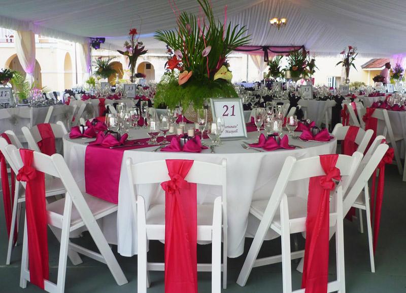 Tablecloth Hire Service