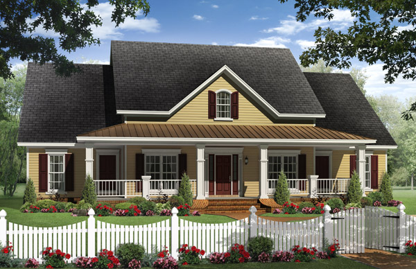 Pick Pre-Designed House Plans