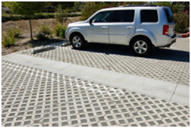 typical commercial paving